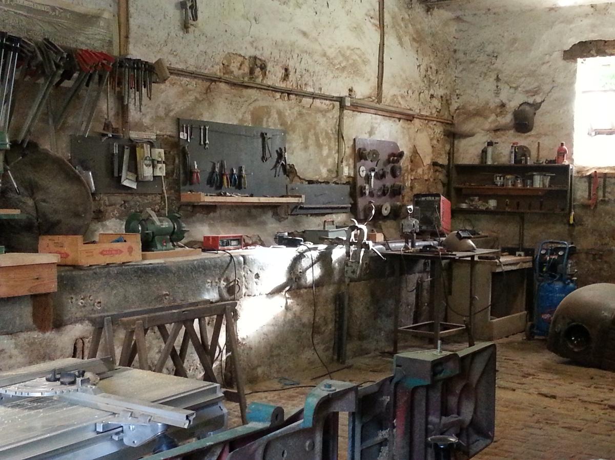 Un atelier d'artisanat collectif  ! … et un projet d'envergure en gestation!